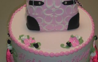 bridal shower cake