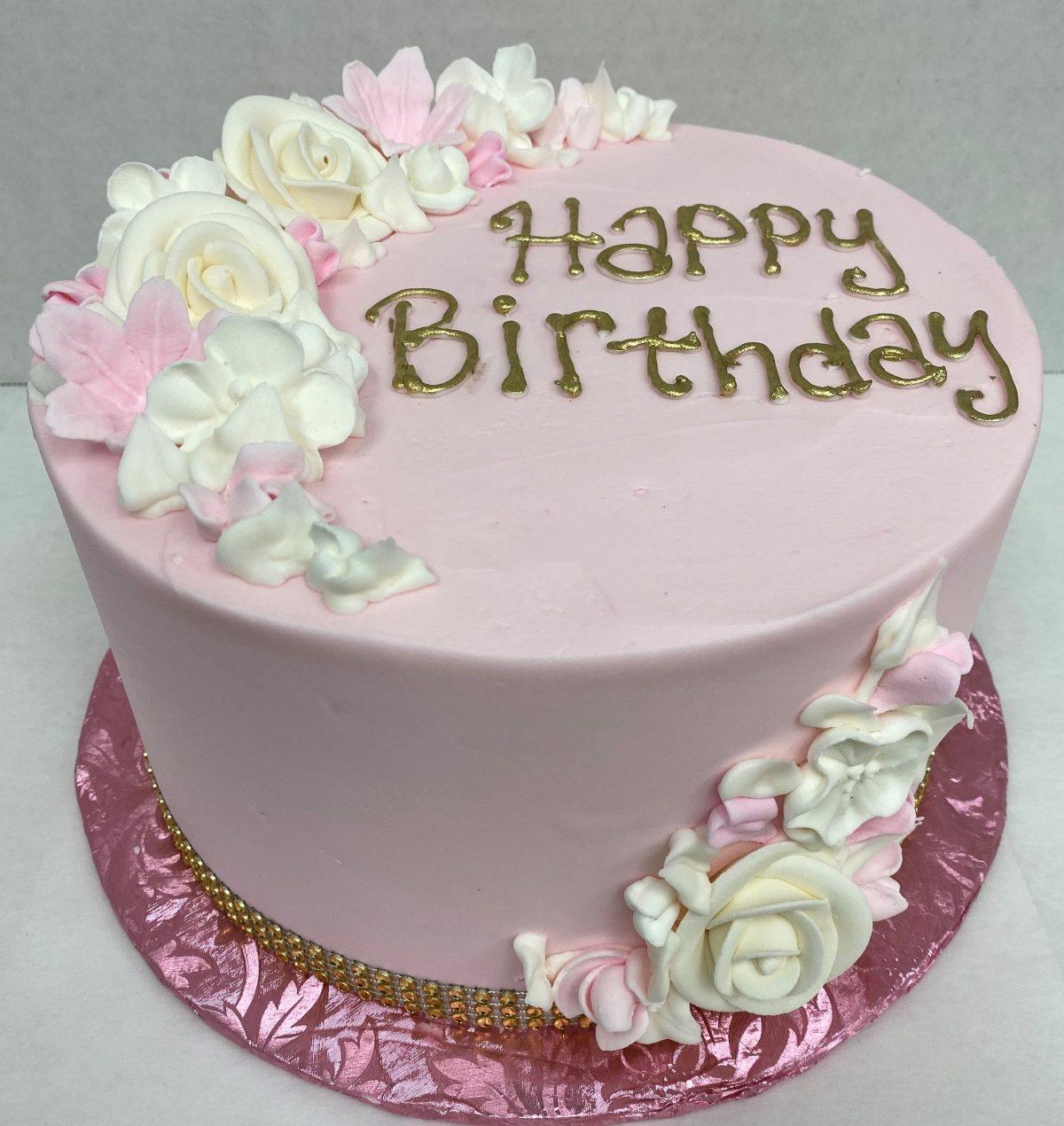 metallic gold cake, bling cake,