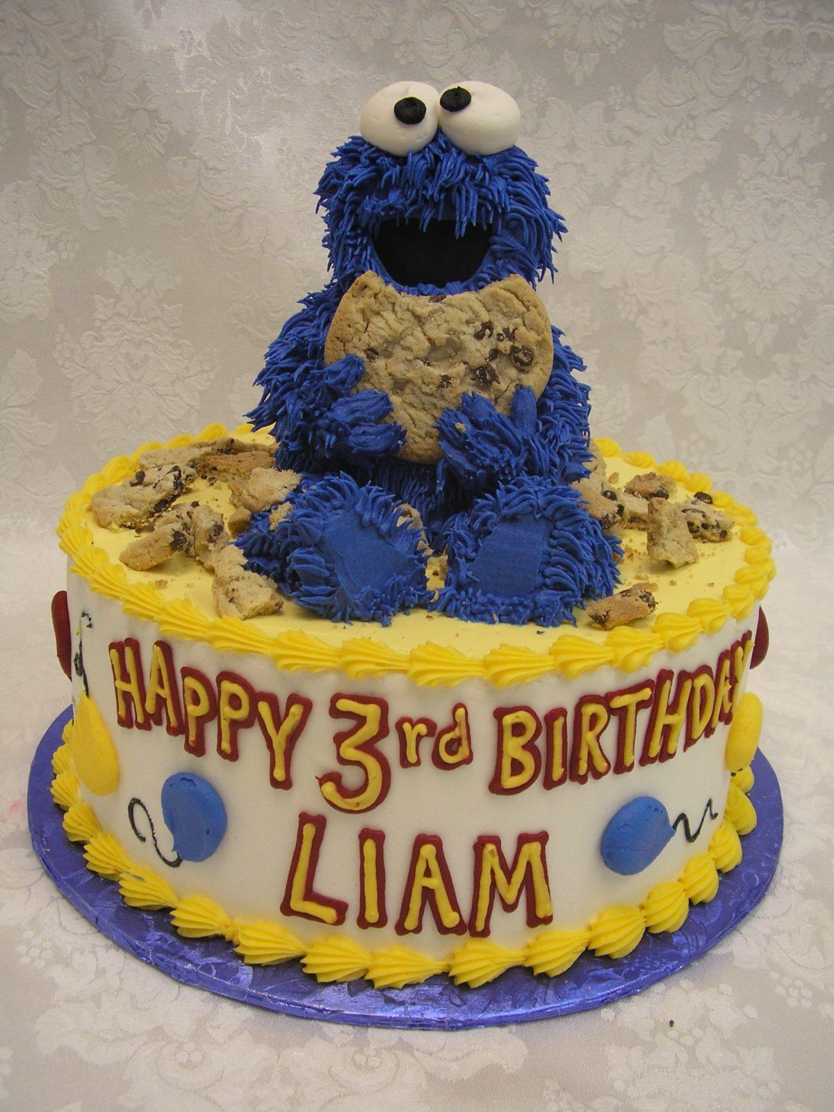 3d elmo cake, elmo cake